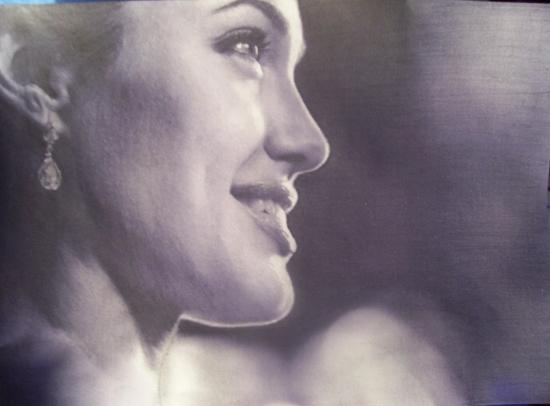 Angelina Jolie par Chl0e